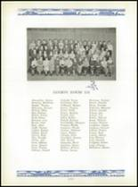 1936 Creston High School Yearbook Page 46 & 47