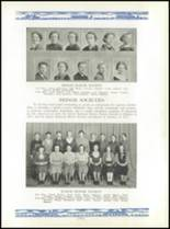 1936 Creston High School Yearbook Page 58 & 59