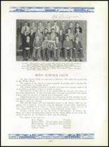 1936 Creston High School Yearbook Page 64 & 65