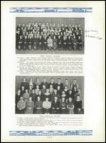 1936 Creston High School Yearbook Page 70 & 71
