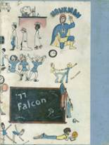 1977 Yearbook Buckeye Union High School