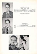 1957 Belmont Hill High School Yearbook Page 24 & 25