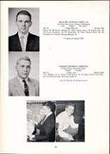 1957 Belmont Hill High School Yearbook Page 26 & 27