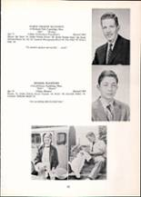 1957 Belmont Hill High School Yearbook Page 34 & 35