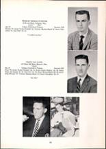 1957 Belmont Hill High School Yearbook Page 36 & 37
