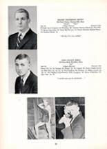 1957 Belmont Hill High School Yearbook Page 38 & 39