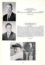 1957 Belmont Hill High School Yearbook Page 40 & 41