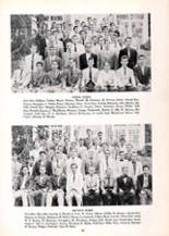 1957 Belmont Hill High School Yearbook Page 46 & 47
