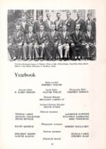 1957 Belmont Hill High School Yearbook Page 50 & 51