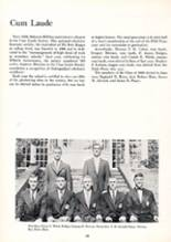 1957 Belmont Hill High School Yearbook Page 54 & 55