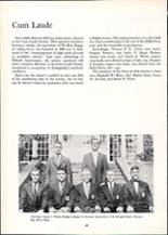 1957 Belmont Hill High School Yearbook Page 60 & 61