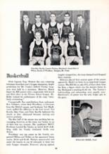 1957 Belmont Hill High School Yearbook Page 80 & 81