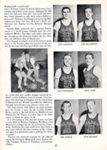 1957 Belmont Hill High School Yearbook Page 82 & 83