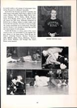 1957 Belmont Hill High School Yearbook Page 84 & 85