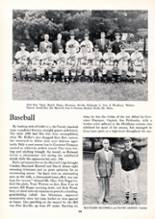 1957 Belmont Hill High School Yearbook Page 86 & 87