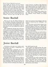 1957 Belmont Hill High School Yearbook Page 106 & 107