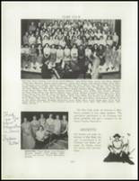 1952 Lake George High School Yearbook Page 42 & 43