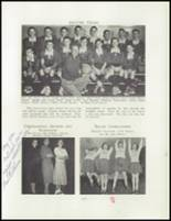 1952 Lake George High School Yearbook Page 50 & 51