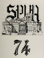1974 Yearbook El Paso High School