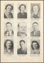 1947 Atlanta High School Yearbook Page 14 & 15