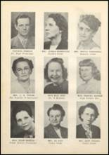 1947 Atlanta High School Yearbook Page 16 & 17