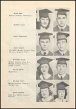1947 Atlanta High School Yearbook Page 24 & 25