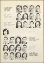 1947 Atlanta High School Yearbook Page 30 & 31