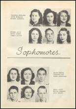1947 Atlanta High School Yearbook Page 32 & 33
