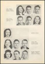 1947 Atlanta High School Yearbook Page 34 & 35