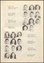 1947 Atlanta High School Yearbook Page 36 & 37