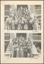 1947 Atlanta High School Yearbook Page 38 & 39
