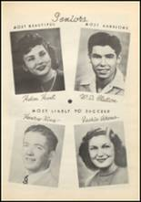 1947 Atlanta High School Yearbook Page 56 & 57