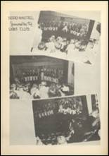 1947 Atlanta High School Yearbook Page 86 & 87
