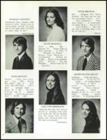 1976 Haddonfield Memorial High School Yearbook Page 20 & 21