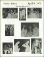 1976 Haddonfield Memorial High School Yearbook Page 58 & 59
