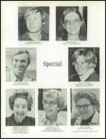 1976 Haddonfield Memorial High School Yearbook Page 78 & 79