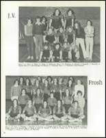 1976 Haddonfield Memorial High School Yearbook Page 100 & 101