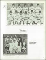 1976 Haddonfield Memorial High School Yearbook Page 104 & 105