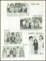 1976 Haddonfield Memorial High School Yearbook Page 132 & 133