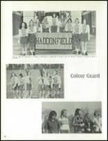 1976 Haddonfield Memorial High School Yearbook Page 136 & 137