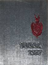 1977 Yearbook Antelope Valley High School