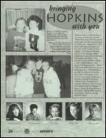 1994 Hopkins High School Yearbook Page 40 & 41