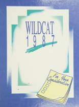 1987 Yearbook Ole Main High School
