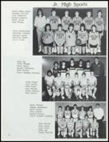 1987 Broxton High School Yearbook Page 28 & 29