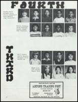 1987 Broxton High School Yearbook Page 32 & 33