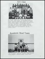 1987 Broxton High School Yearbook Page 36 & 37