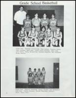 1987 Broxton High School Yearbook Page 38 & 39