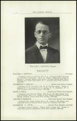 1923 Rome Free Academy Yearbook Page 12 & 13