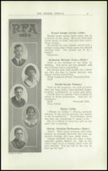1923 Rome Free Academy Yearbook Page 18 & 19