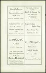 1923 Rome Free Academy Yearbook Page 90 & 91